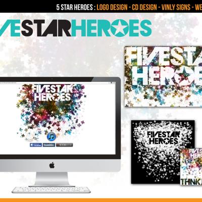 Five Star Heroes